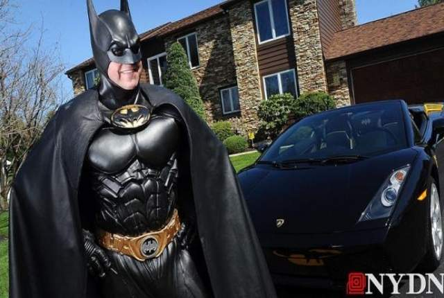Maryland's 'Batman' hit, killed on highway