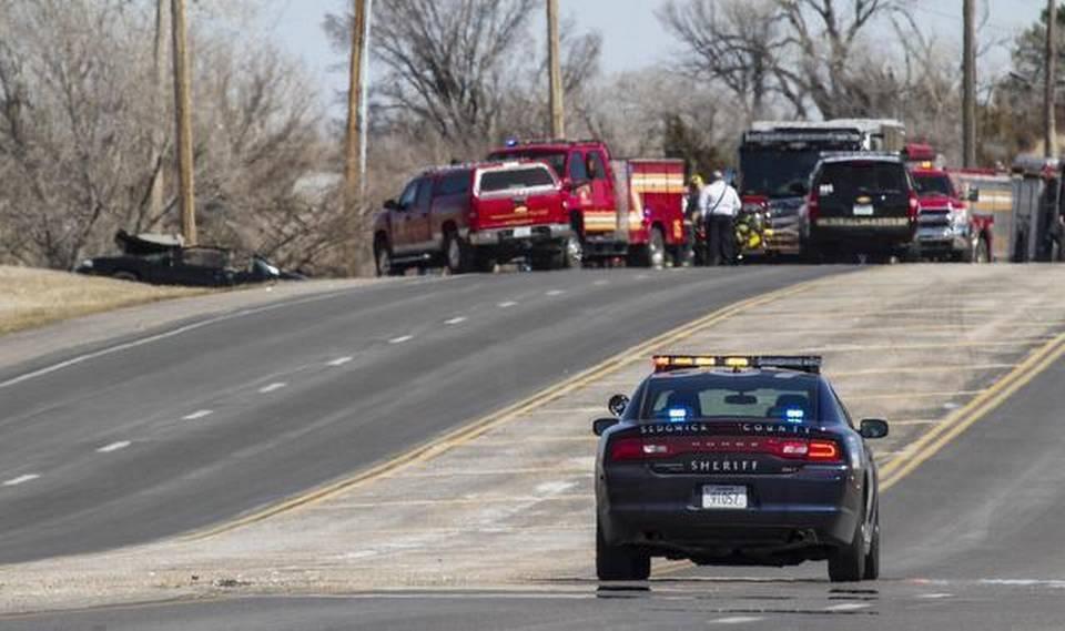 Car Accident Injured Wichita Ks