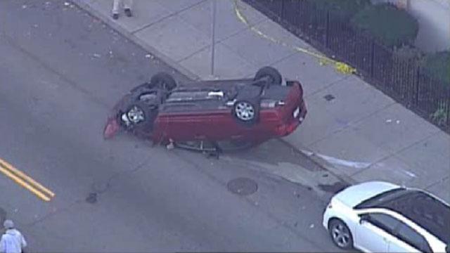 Boston Ma Car Accident November