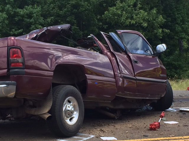 Lufkin (TX) United States  city photos : Lufkin, TX: 2 18 wheelers, pickup involved in fatal accident near ...