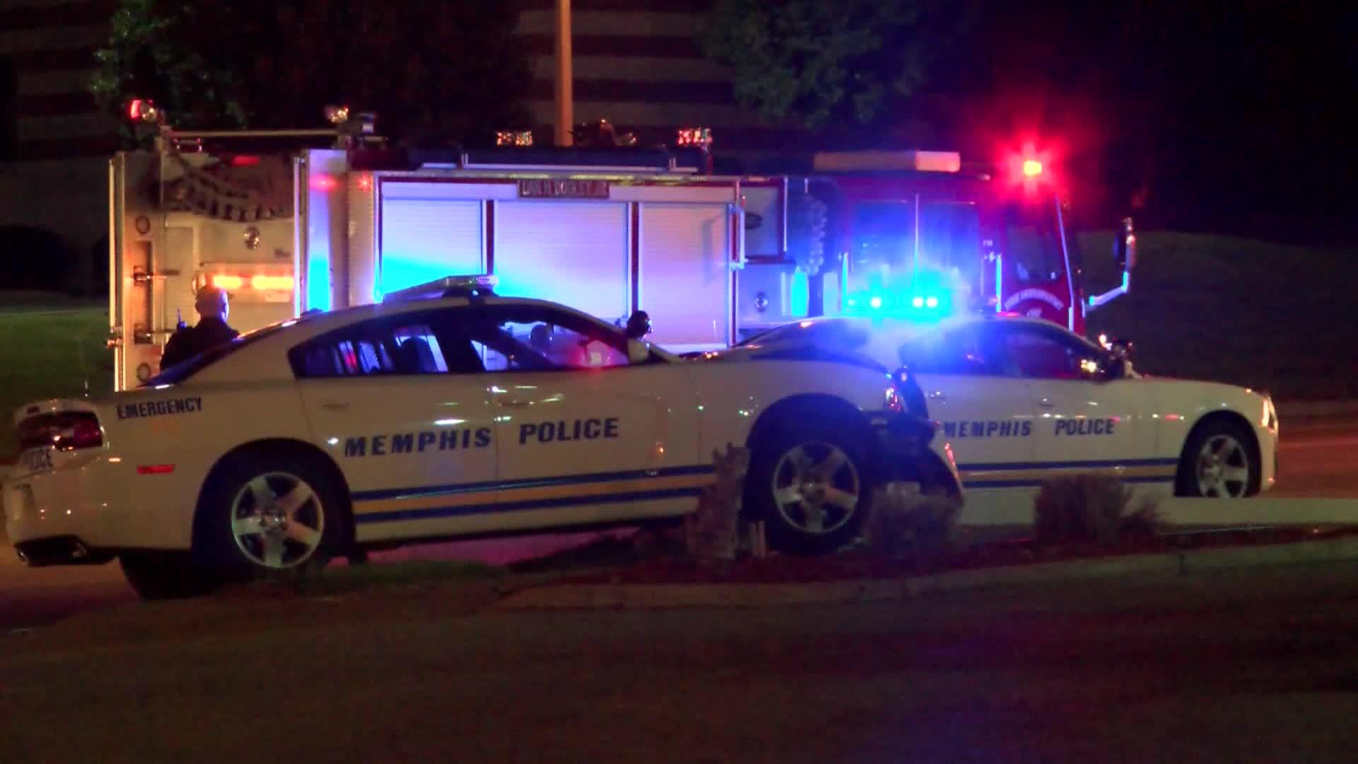 Crump (TN) United States  city photos gallery : Memphis, TN : Memphis Police Department cruiser involved in crash on ...
