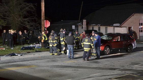 Bentleyville (PA) United States  City new picture : Kirkwood , PA : Seven pepole injured after car slammed into a horse ...