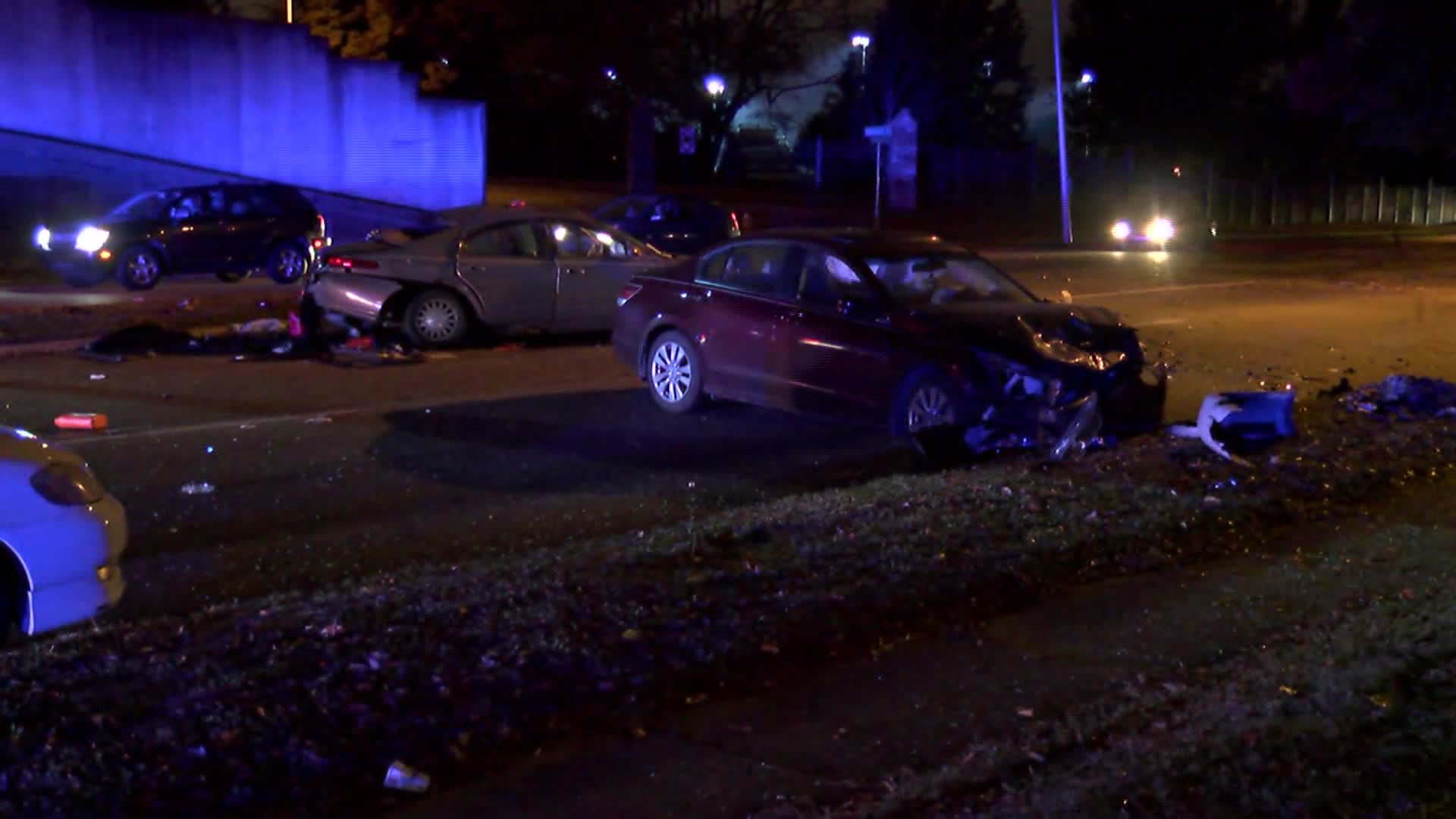 Brownsville (TN) United States  City pictures : Memphis, TN : Multiple vehicles involved in crash on Jackson Ave. and ...