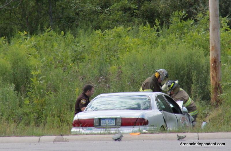 Standish Michigan Car Accident